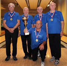 Photo: Team Cup – 1. Platz: BC Ansfelden