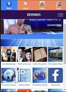 Brinms App (Gospel Education/Teaching App) - náhled