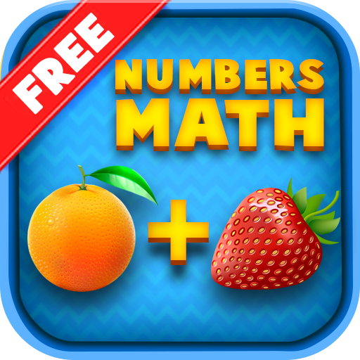 Numbers and Math for Kids 教育 App LOGO-硬是要APP