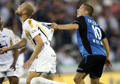 """Sonck : """"Izquierdo doit disputer la Ligue des Champions"""""""