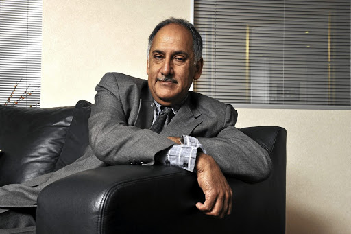 Committed: Basa MD Cas Coovadia says the banking body is aware of the many challenges relating to distributing social grants, but 'there's no technical problem to which we cannot find a solution as an industry'. Picture: SUPPLIED