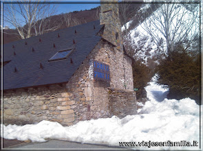 Photo: Ermita del Valle de Pineta-http://www.viajesenfamilia.it