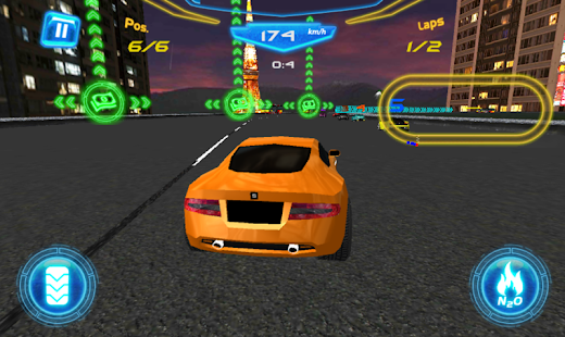 Asphalt Car Racing- screenshot thumbnail