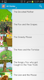Kids Stories screenshot