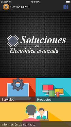 Electrónica Montero