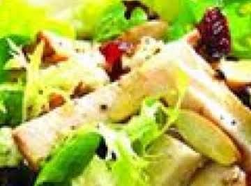 Bright and Bleu Chicken Salad