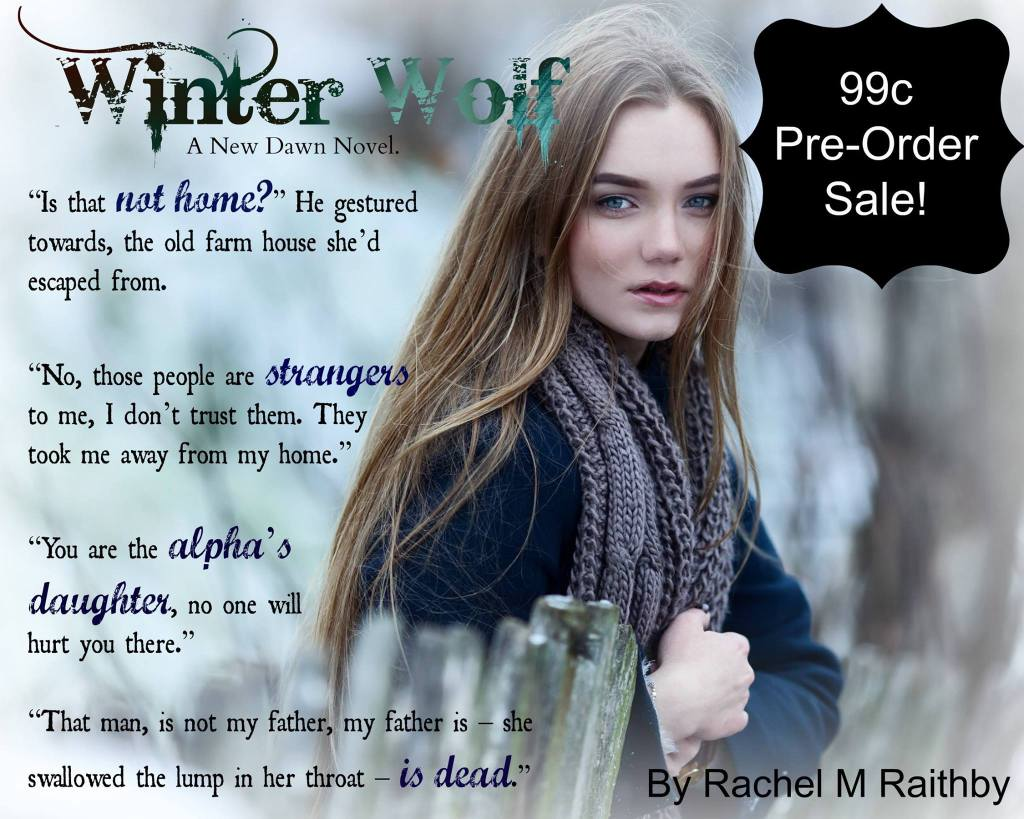 winter wolf Pre-order Pic