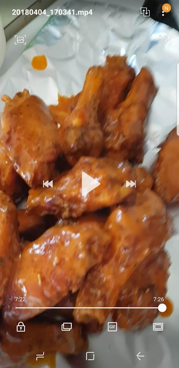 Best Fried (non-breaded) Buffalo Wings Ever Recipe