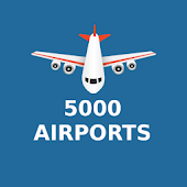 Flight Information for over 5000 Airports