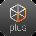 uHub plus icon