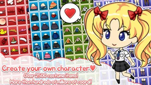 My Prettygirl Story : Dress Up Game , Cute doll 2.10.3 apktcs 1