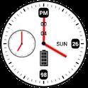 Maestro Clock Widget [Free] icon