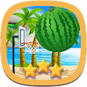 Basket Watermelon icon