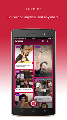 Zoom: Bollywood News & Videos - screenshot