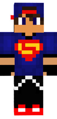 Cute Boy And Girl Cartoon Wallpaper Superman Nova Skin
