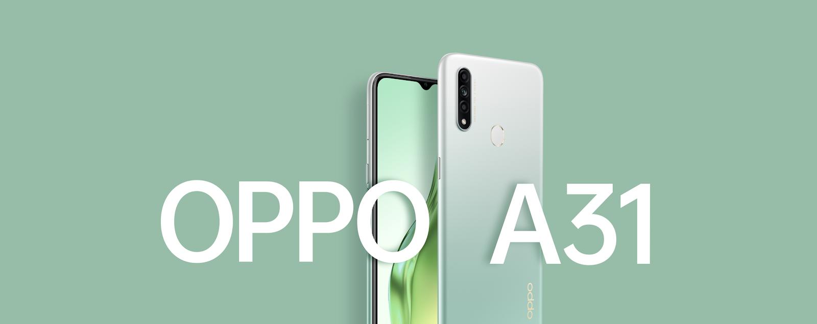 OPPO a31 price in Kenya