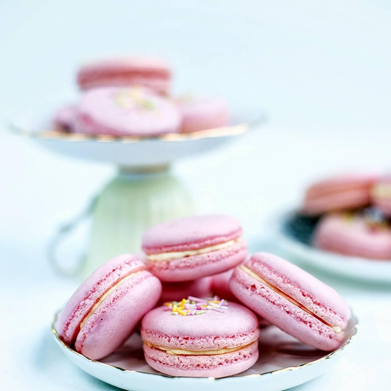 Afternoon Tea Macarons