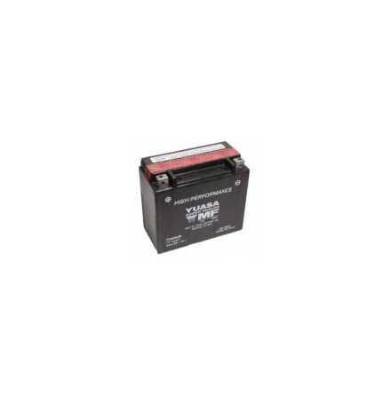 YUASA MC batteri YTX20H-BS LXBXH 175x87x155mm