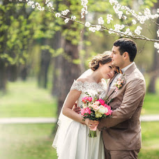 Wedding photographer Elina Cvetkova (Elinalava). Photo of 25.04.2015