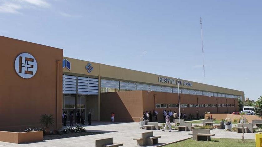 Hospital Eva Perón. Ministerio de Salud de Tucumán