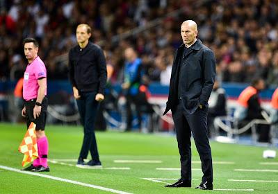 Zidane analyse la défaite du Real, refuse de pointer Courtois du doigt