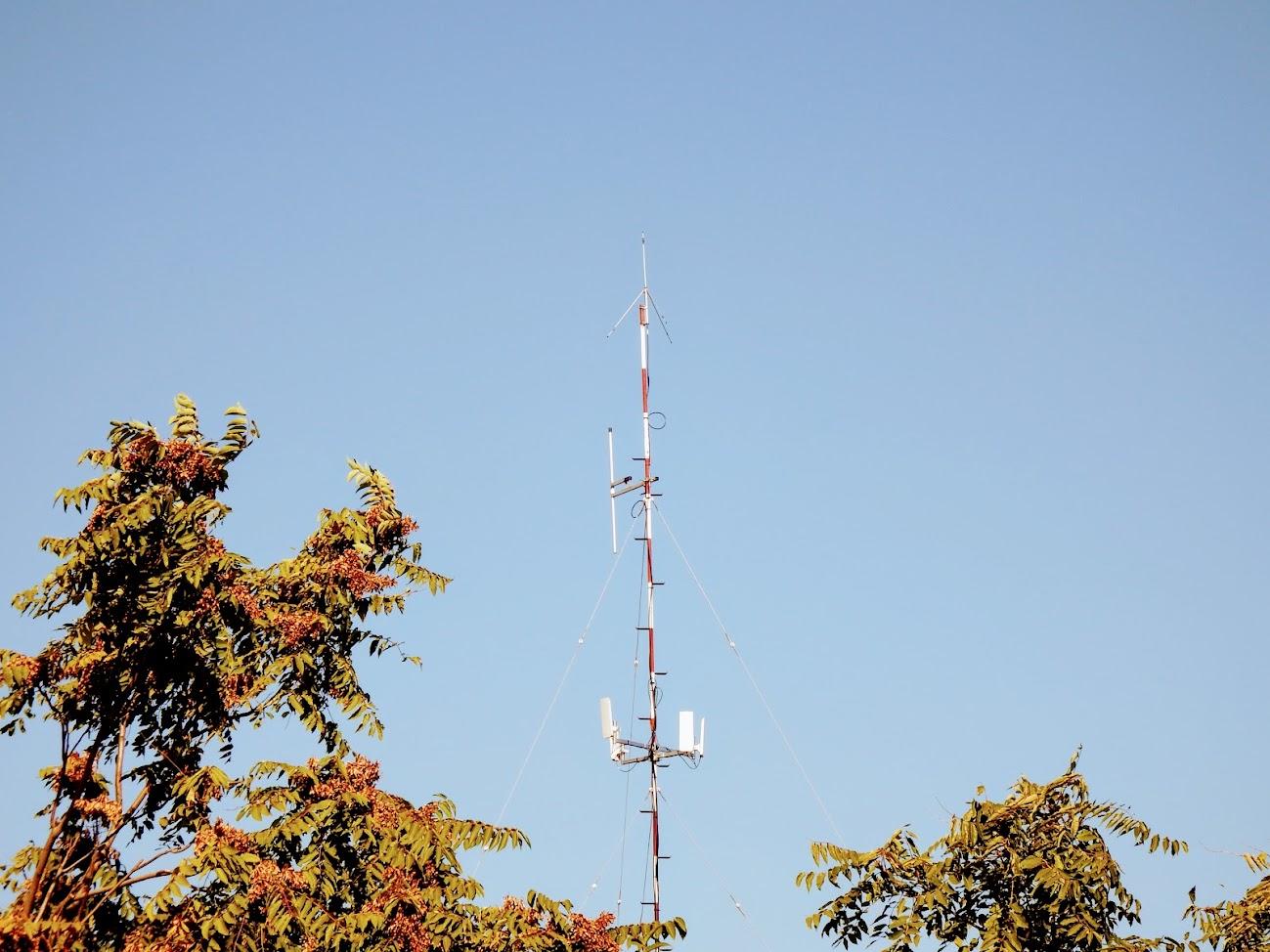 Dunaföldvár/Felső Burgundia - helyi URH-FM adóállomás