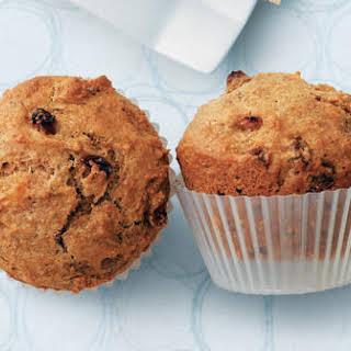 Raisin & Bran Muffins.
