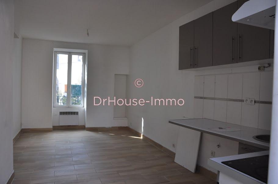 Vente appartement 3 pièces 44 m² à Mandres-les-Roses (94520), 175 000 €