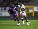 Marius Noubissi kon niet al te veel klaarspelen tegen Charleroi
