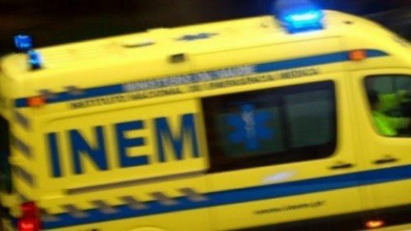 Homem atropelado por carro na passadeira em Lamego