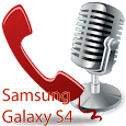 Call Recorder - Galaxy S4 icon