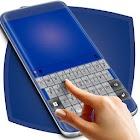 Grunge Metal Keyboard Theme icon