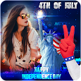 4th July Photo Frames