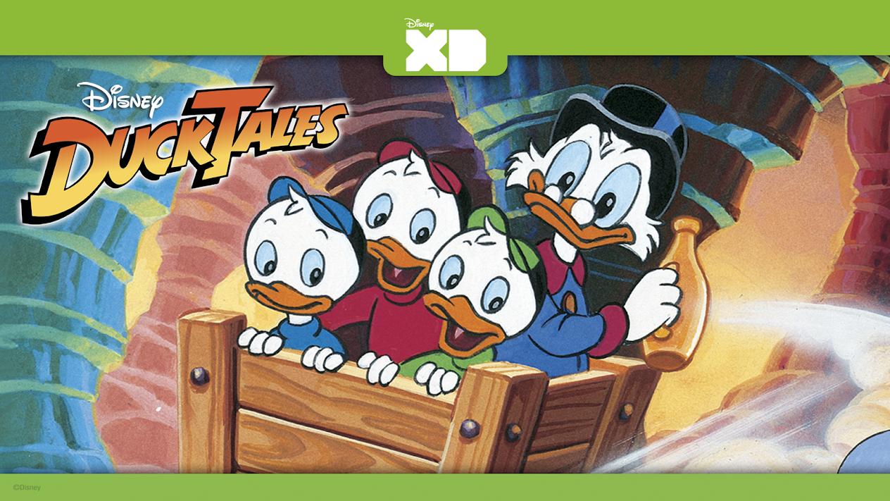 W Ducktales DuckTales (1987...