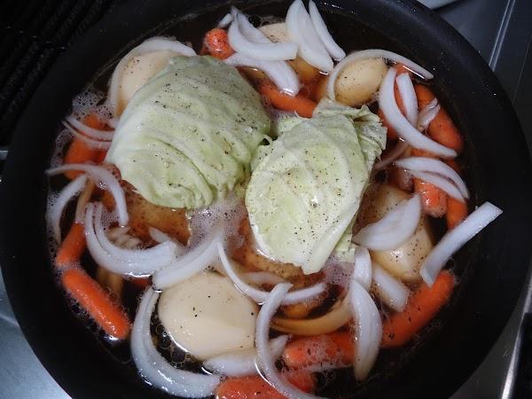 My One Pot Skillet Dinner #Recipe 2