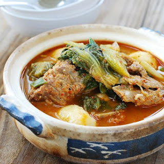 Pork Bone Stew Recipes.