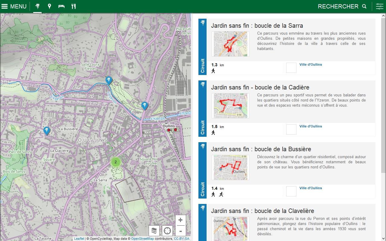 Oullins jardin sans fin android apps on google play for Jardin google translate