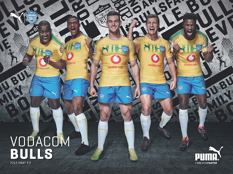 Blue Bulls unveil kit that is a tribute to Mamelodi Sundowns.