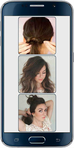Fashion Hairstyles in Steps