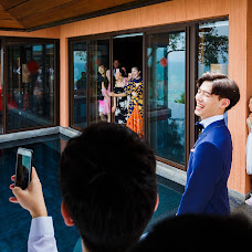Wedding photographer Vincent Mu (AM1934). Photo of 21.11.2018