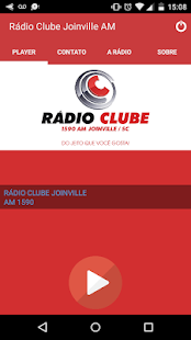Radio Clube AM Joinville- screenshot thumbnail