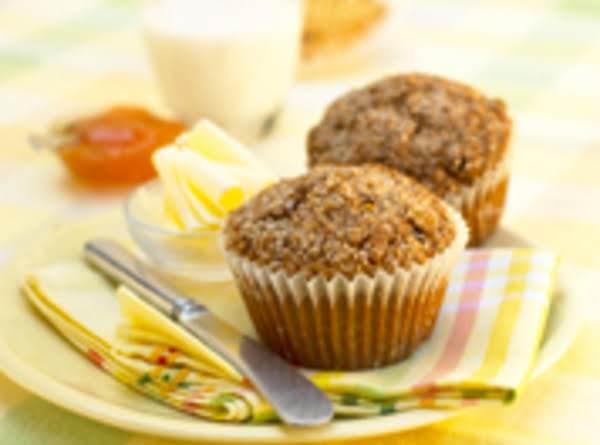 Orange Muffins Recipe