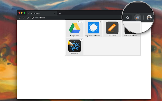 Apps Launcher for Chrome
