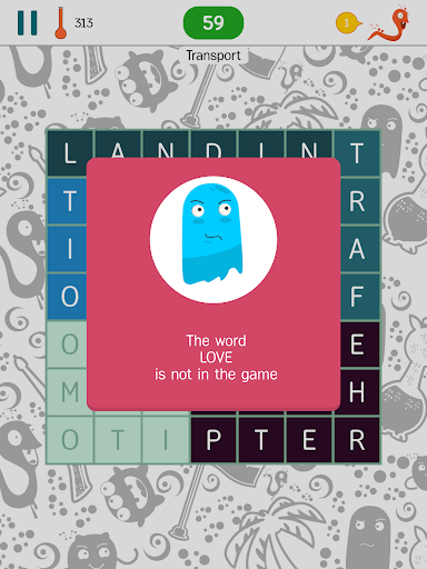 Find The Words - search puzzle with themes 2.7.5 screenshots 11