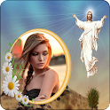 God Jesus Photo Frames icon