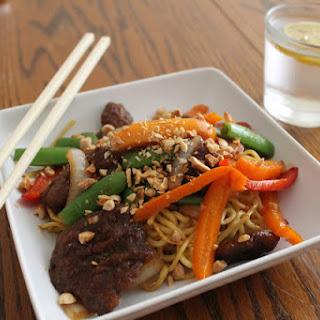 """Szechuan """"Beef"""" Stir Fry"""