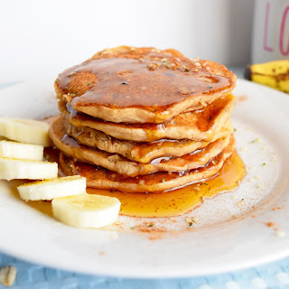 Banana Cinnamon Pancakes No Egg Recipes