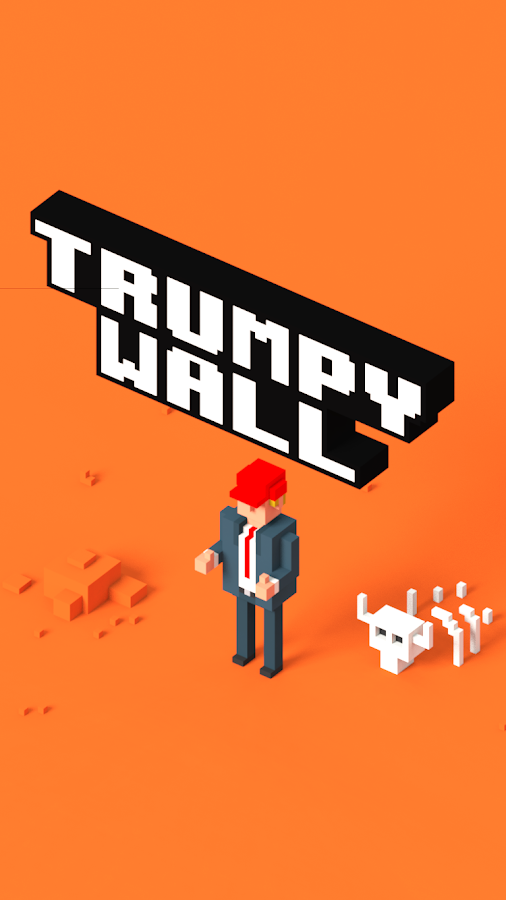 Trumpy Wall- screenshot