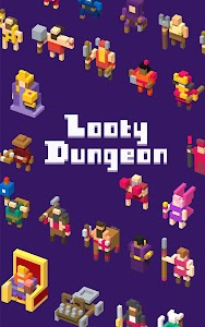 Looty Dungeon v1.0.0 Unlimited Coins + Enough