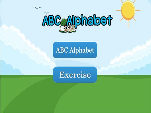ABCのアルファベットと音を学びます